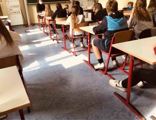 Unsere Schüler-Vertretung nimmt die Arbeit wieder auf