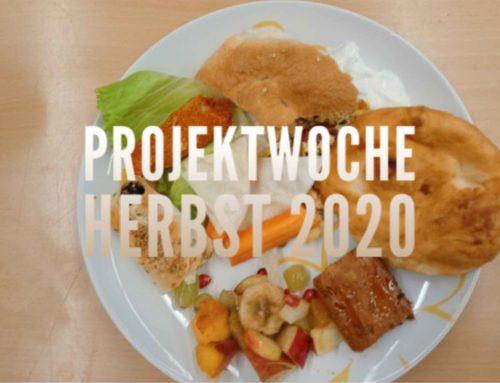 Projektwoche Herbst 2020