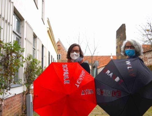 Wir lassen euch nicht im Regen stehen… (Aktualisiert 19.03.2021)