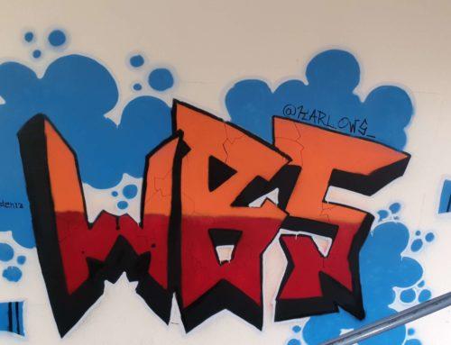 BÄNG – Welch ein Graffiti!